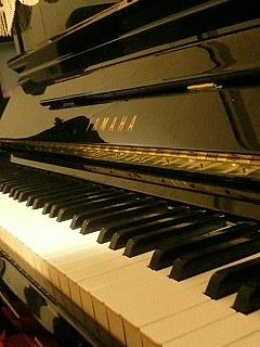 ピアノ対決!!!